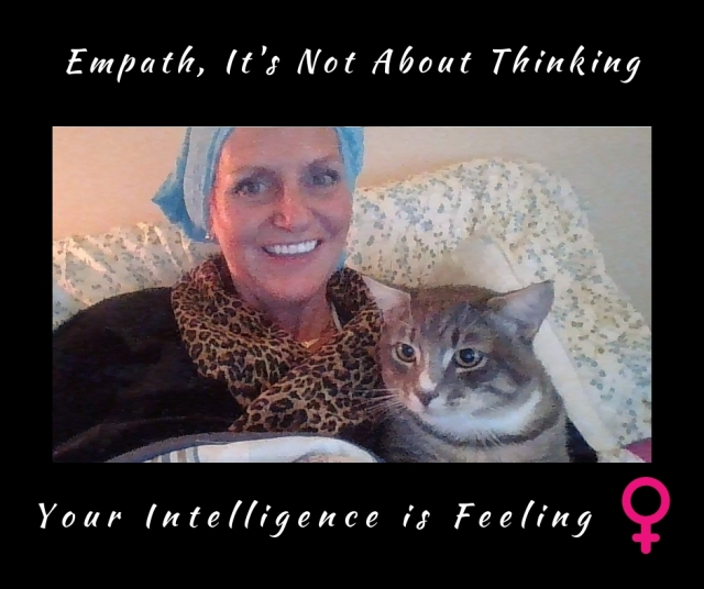 Empath, It's Not About Thinking